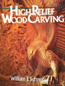"Wood Carving ""How-to"" Books - excellent condition"