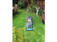 Lawn mower works perfectly