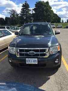 SAFETIED AND ETESTED 2008 Ford Escape XLT SUV Cambridge Kitchener Area image 2