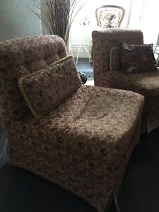 Antique Slipper Chairs London Ontario image 3