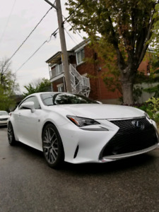*Financing Available* 2016 Lexus RC350 FSport Series II