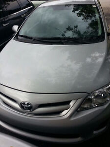 2013 ToyotaCorolla 1 owner $12990 loaded call  4168587673
