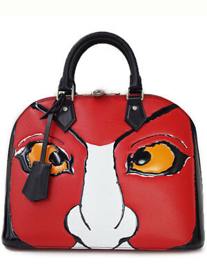 Louis Vuitton Alma PM Epic Kabuki mask art M43507 limited to 20 pieces worldwid