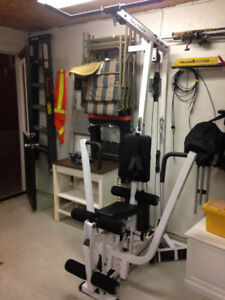 Body Solid - EXM-1500S Home Gym
