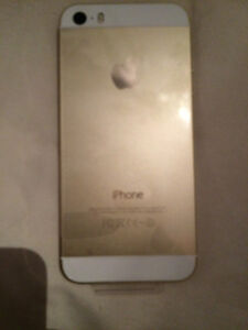 iPhone 5s Brand New - Apple Warranty