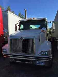 2009 International 9200 FOR SALE (+Work Contract)