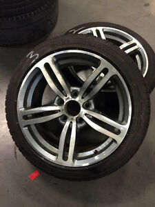 FS: Used 5x120 17x* et35 BMW M6 Rep Wheels. Cambridge Kitchener Area image 1
