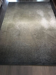5 x 7 Area Rug - Taupe/Grey/Black