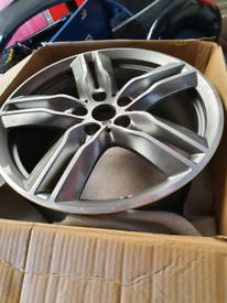 1 alloy wheel bmw