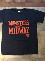 Chicago Bears Monster of the Midway NFL Football T-shirt