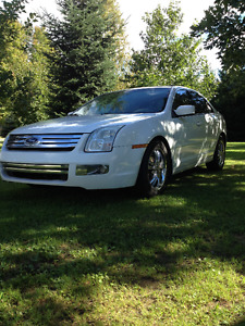 2006 Ford Fusion SEL Berline
