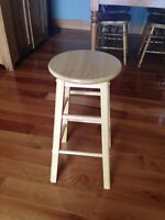 Wooden Bar Stool Good Condition!
