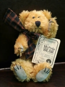 The Boyds Collection Original MOHAIR BEAR – Retired
