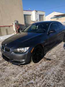 2007 Twin Turbo 335i Manual