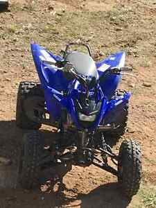 For Sale 2011 Yamaha Raptor 125