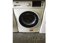 New Graded Bush 8kg Washing Machine - White