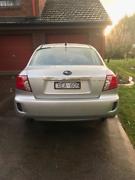 Subaru Impreza MY09 Trafalgar East Baw Baw Area Preview
