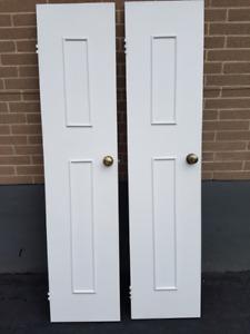 18x80x1-3/8 - Prehung Left Hand Door