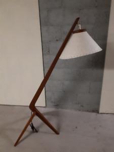 "VINTAGE, RETRO, MID CENTURY MODERN ""GRASSHOPPER"" LAMP"