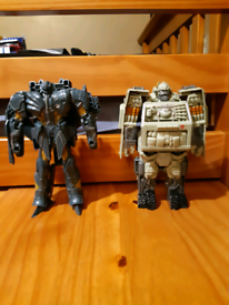 Transformers big one step figures