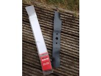 Lawnmower blade