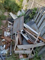 Junk and garbage removal same day service free quote