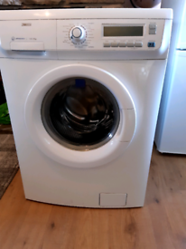 🍉Zanussi🍊 8 kg🍇 washing machine🍋 free local delivery🍏