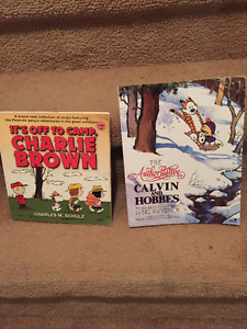 Charlie Brown & Calvin & Hobbes - Giant Editions