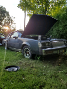 86 buick regal limited best offer takes it