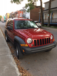 2006 Jeep Liberty VUS