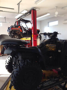 ATV UTV SERVICE PACKAGES FROM $79.95 PARTS AND LABOUR