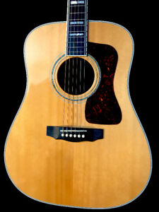 GUITARE ACOUSTIQUE GUILD D55 SECONDE MAIN