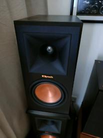 Klipsch rp160m speakers