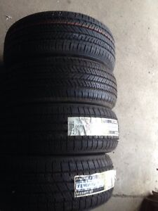4 brand new 215/55/17 Bridgestone turanza all season Kitchener / Waterloo Kitchener Area image 1