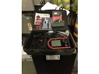 Snap on ethos diagnostic tool