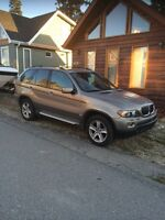 2006 BMW X5 for sale  with low kl .117