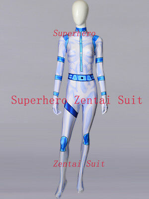 Kim Possible Battle Costume 3D Print Female Cosplay Zentai Suit For Adult/Kids - Adult Kim Possible Costume