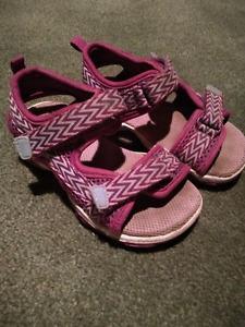 Size 8 Carters sandals