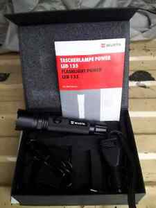 Wurth flashlight gift set Kawartha Lakes Peterborough Area image 1
