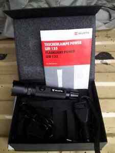 Wurth flashlight gift set