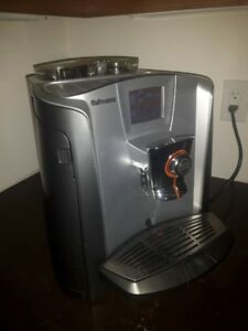 Espresso Machine - Saeco Touchscreen (paid $3200 originally)
