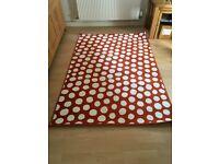 Ikea rug. As new