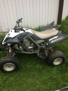 2014 SPECIAL EDITION YAMAHA RAPTOR (Like brand new)