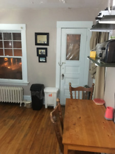 Fully furnished room downtown Charlottetown