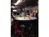 16 ft Dory Boat