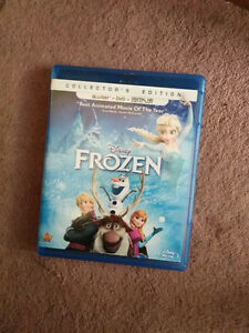 Disney's Frozen (Blu-ray only)