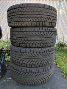 Winter tires on mags 235 45 17