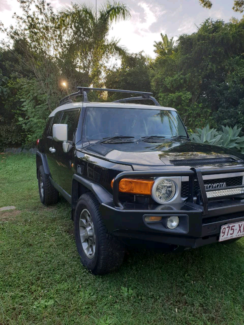 Toyota FJ Cruiser 2012 Regents Park Logan Area Preview