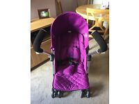 BRAND NEW Oyster Switch Buggy in Grape