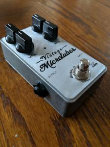 Darkglass Vintage Microtubes OD pedal